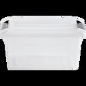 Boîte en plastique avec couvercle transparente 5L-NEW TOP