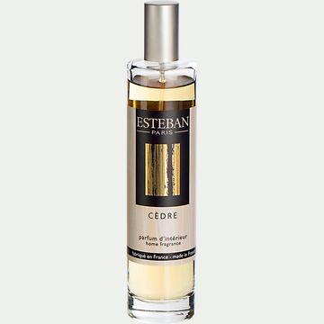 Vaporisateur de parfum d'intérieur Cèdre - 75ml-ESTEBAN