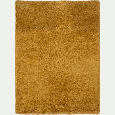 Tapis à poils longs - beige nèfle 120x170cm-KRIS