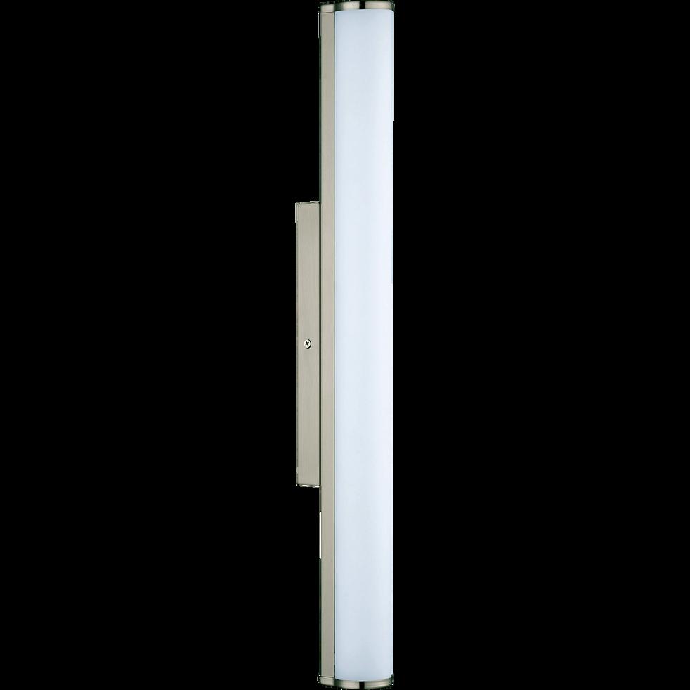 r glette lumineuse pour salle de bain l60cm calnova accessoires lectriques alinea. Black Bedroom Furniture Sets. Home Design Ideas