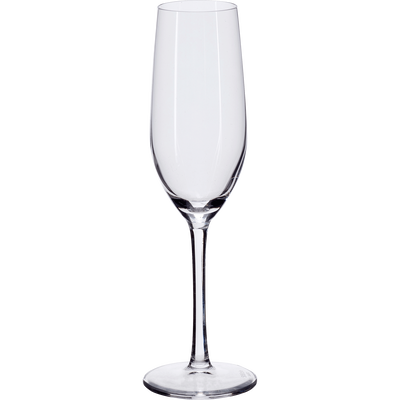 Flûte à champagne en cristallin 18cl-ULTRA