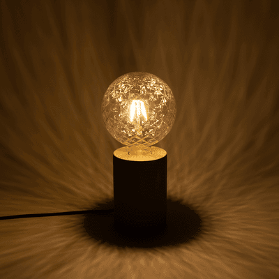 Ampoule LED décorative D12,5cm culot E27-PIN