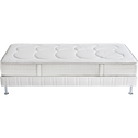 Matelas mousse Bultex Nano&Protect 24 cm - 100x200 cm-SAFETY