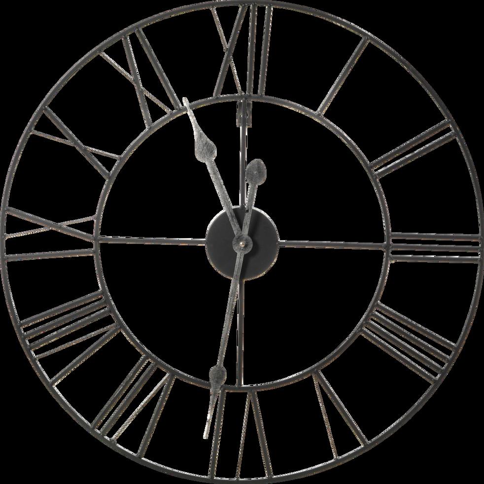 Horloge murale en métal D60cm-Myron