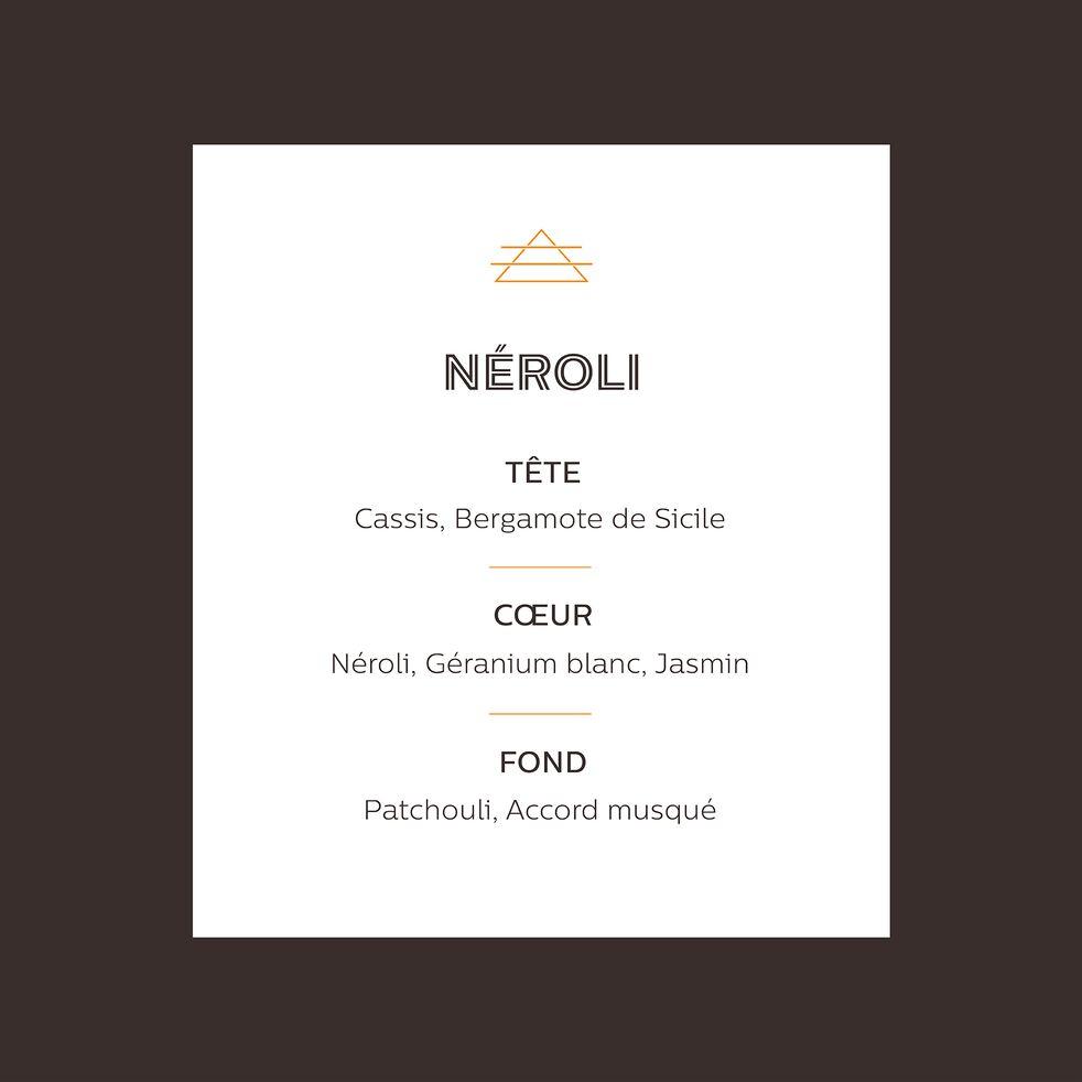 Recharge pour bougie parfumée senteur Néroli 170g-NEROLI