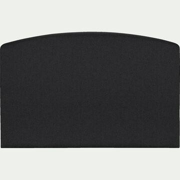 Tête de lit galbée - gris anthracite 170cm-CORTIOU