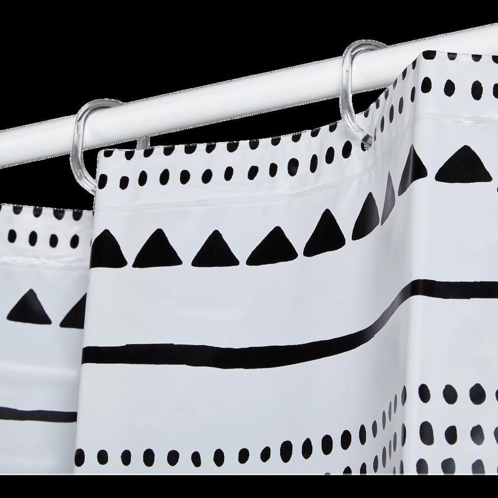 rideau de douche motifs azt ques lambie d co alinea. Black Bedroom Furniture Sets. Home Design Ideas