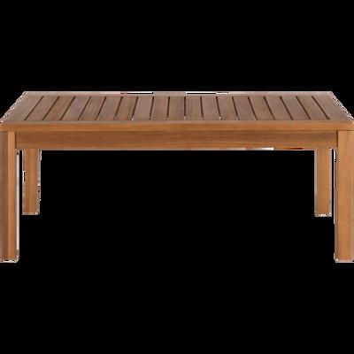 Table basse de jardin en acacia-ISSANBRES