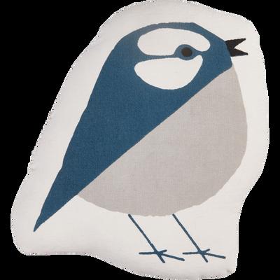 Coussin forme oiseau 22X25 cm-SYLVA