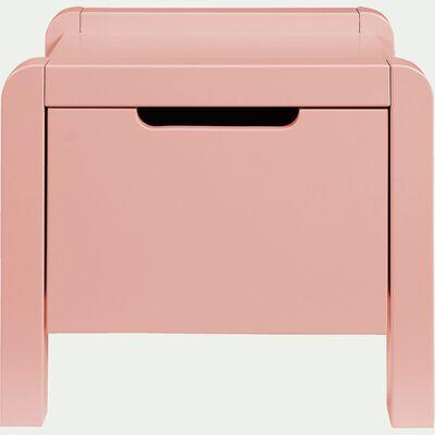 Table de chevet en bois - rose salina-JAUME