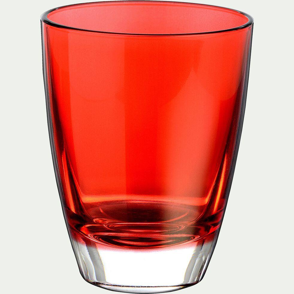Verre teinté rouge 29cl-ALPI