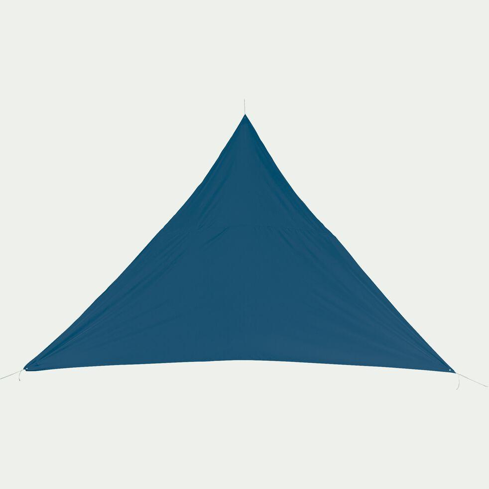 Voile d'ombrage triangle 3,6m - bleu céou-ROSA