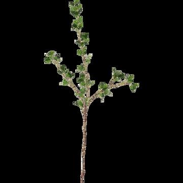 Tige de feuillage verte H97cm-FEUILLAGE
