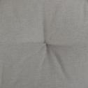 Galette de chaise gris restanque 40x40cm-CALANQUES