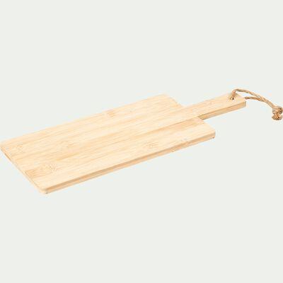 Planche à découper en bambou 40x15cm-ALIS