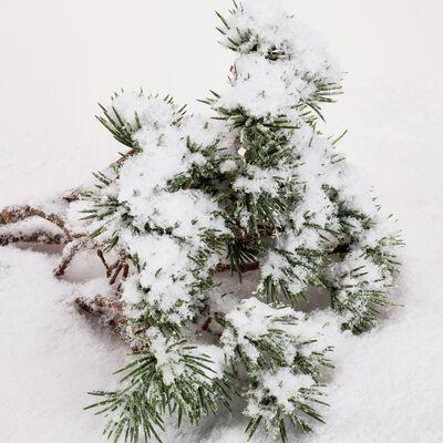 Neige artificielle blanche 200gr-NEIGE