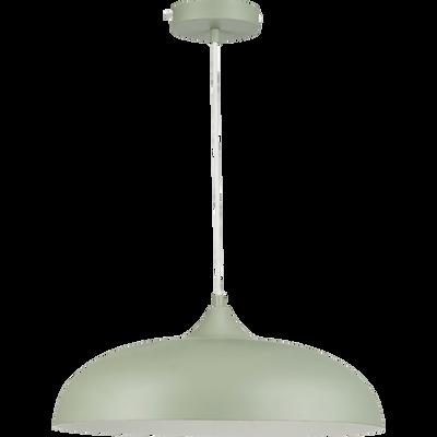 Suspension en métal vert olivier D45cm-GARANCE