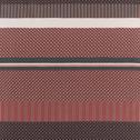 Housse de couette en percale de coton 240x220cm et 2 taies d'oreillers-GASPARD