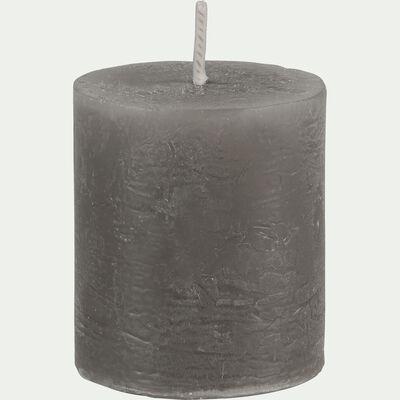 Bougie votive - gris restanque H4,5cm-BEJAIA