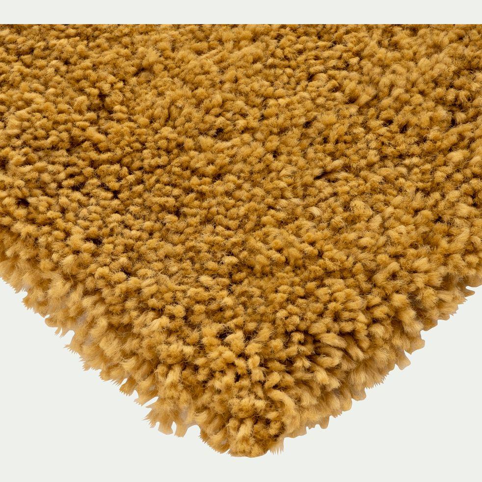 Tapis à poils longs - beige nèfle 160x230cm-KRIS