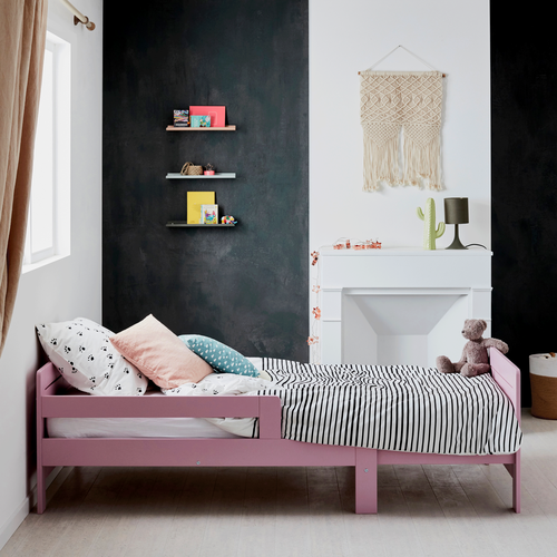 lit volutif pour la chambre b b enfant alinea. Black Bedroom Furniture Sets. Home Design Ideas