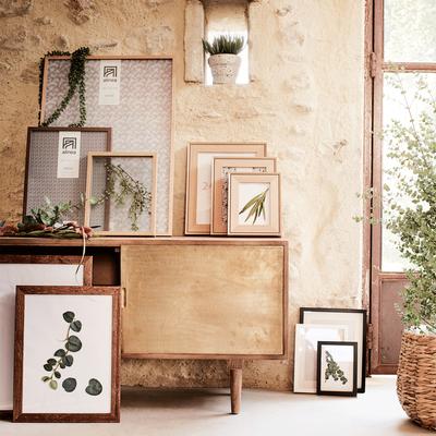 d coration murale et cadres alinea. Black Bedroom Furniture Sets. Home Design Ideas