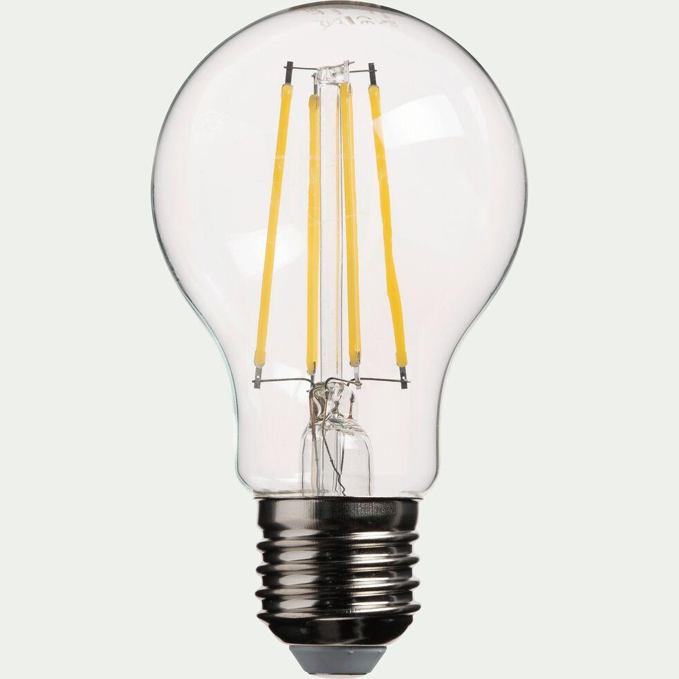Ampoule LED D6cm blanc froid culot E27-STANDARD