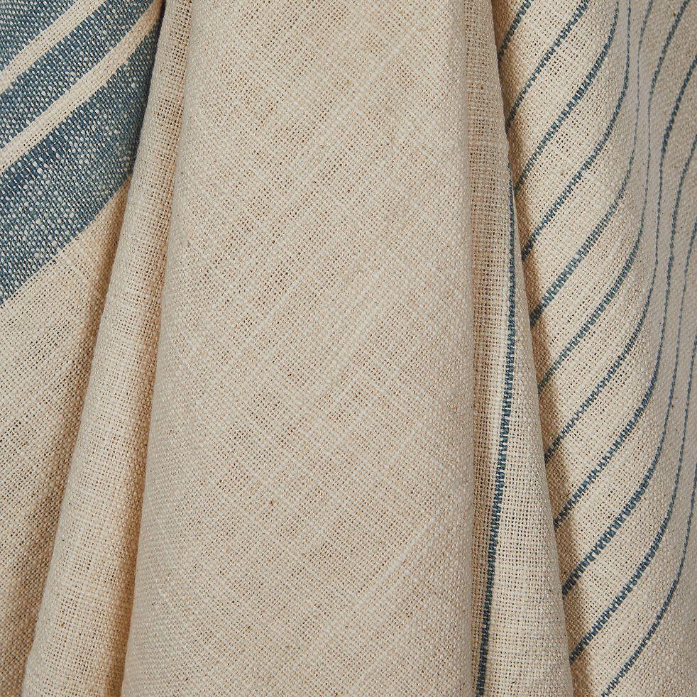Lot de 3 torchons en coton blanc-SANTIN