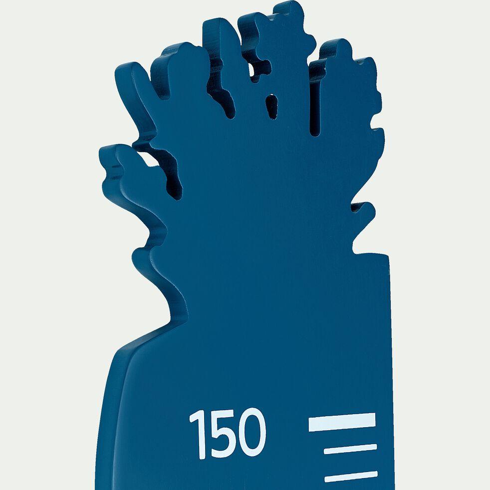 Toise murale - bleu figuerolles-Caneja