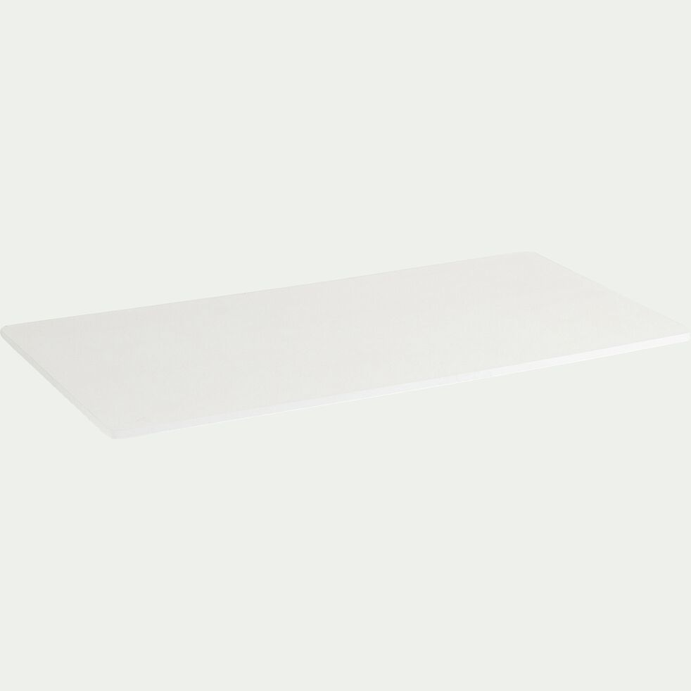 Plateau de bureau composable - blanc-PUNCIA