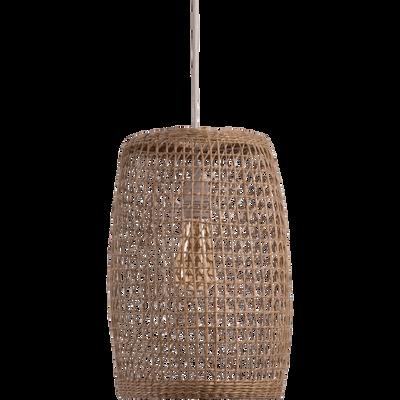 Suspension en algues D27xH50cm-BARLA