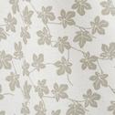 Nappe en coton blanc ventoux à motifs 140x250cm-FIGUIER