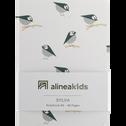 Carnet A6 mesanges-SYLVA