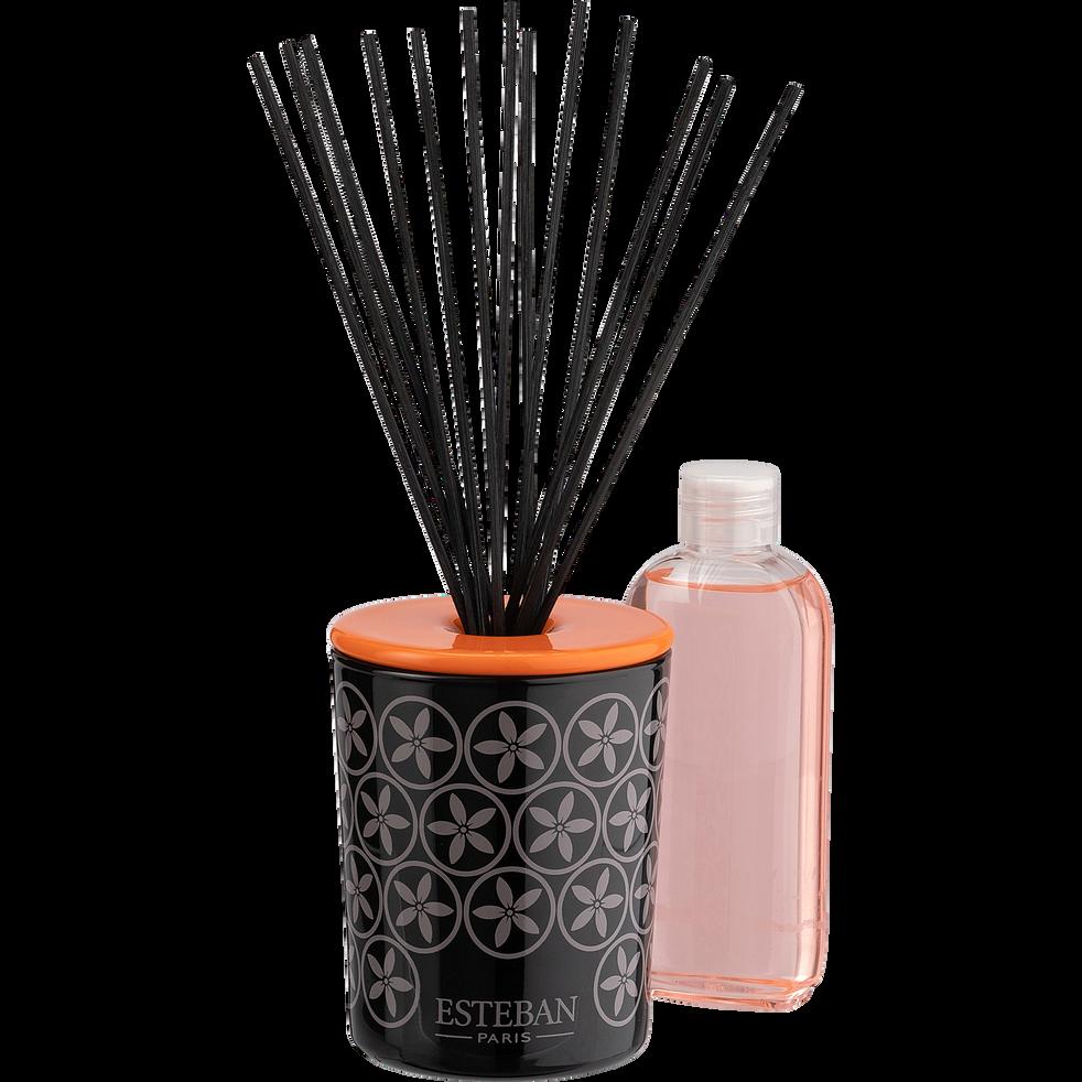 Bouquet parfumé décoratif et sa recharge 100ml-NEROLI