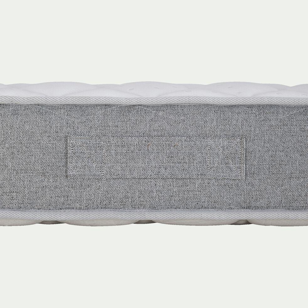 Matelas mousse alinea H21cm - 140x190cm-MAZAN