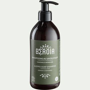 Shampoing 2 en 1 bio au savon d'Alep pour cheveux normaux 300ml-Lamia