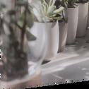 Toile imprimée plantes 60x80 cm-CUINO