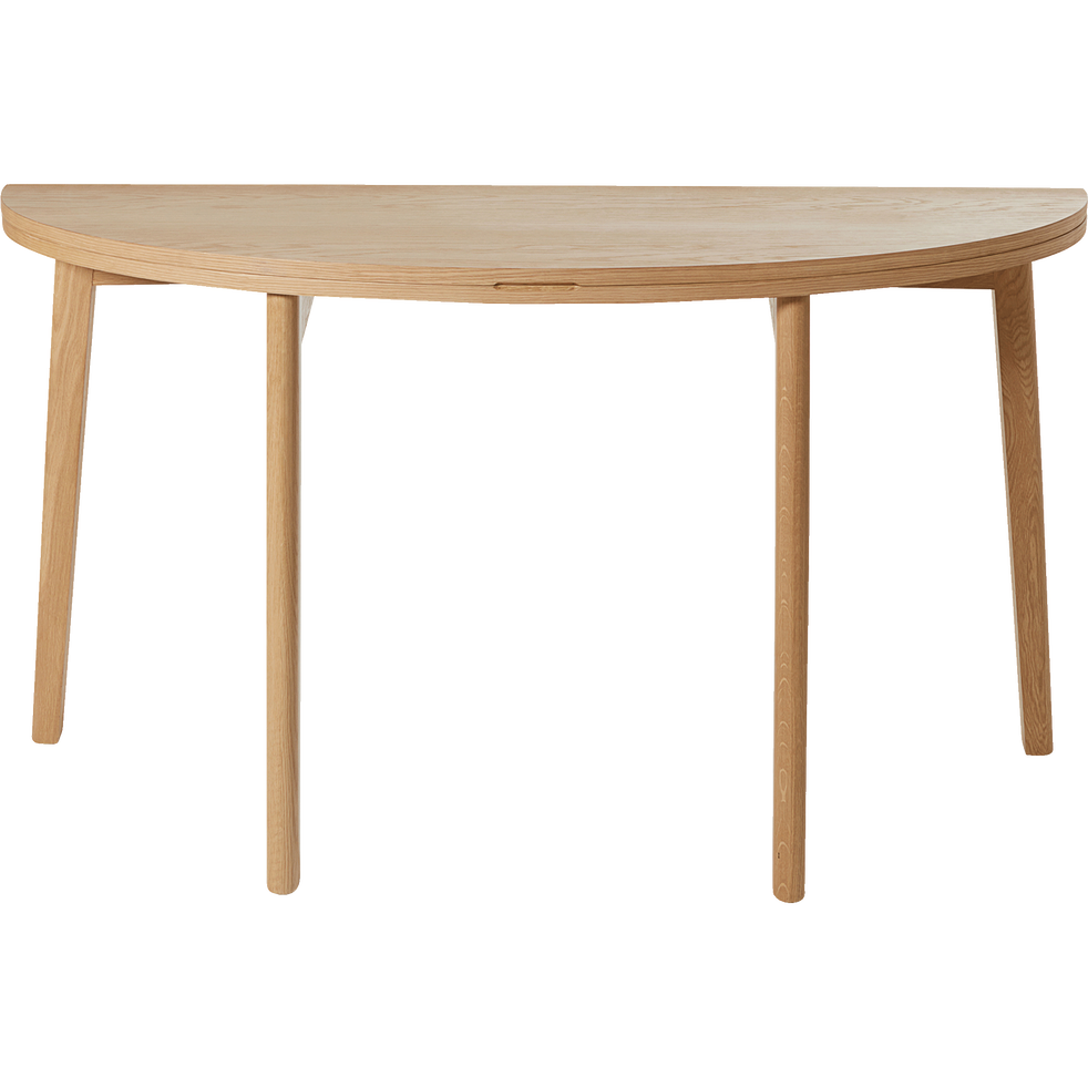 Table Console 2 A 6 Places Origamy Consoles Alinea