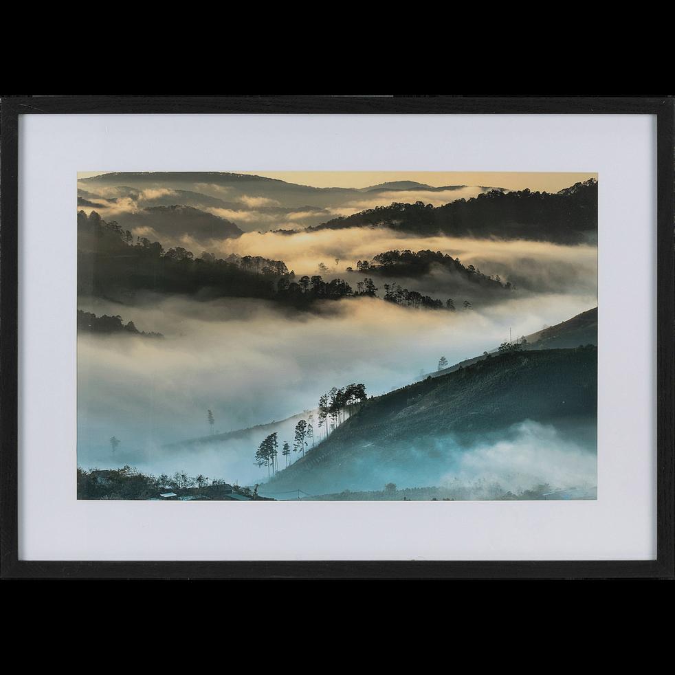 Image encadrée paysage Vietnam 50x70cm-ARAL