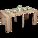 Table console extensible - 1 à 8 places-FELICIE