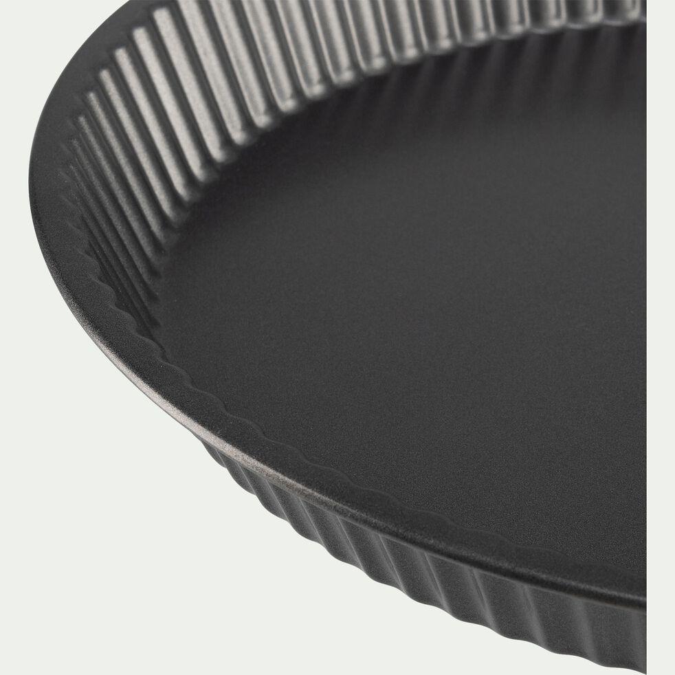 Moule à tarte en acier carbone D28cm-OLIZY