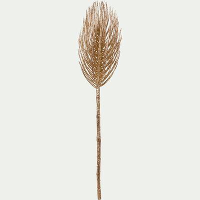 Branchage artificiel doré L55cm-TIARET