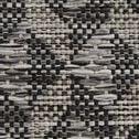 Tapis aspect sisal - gris 160x230cm-DALIA