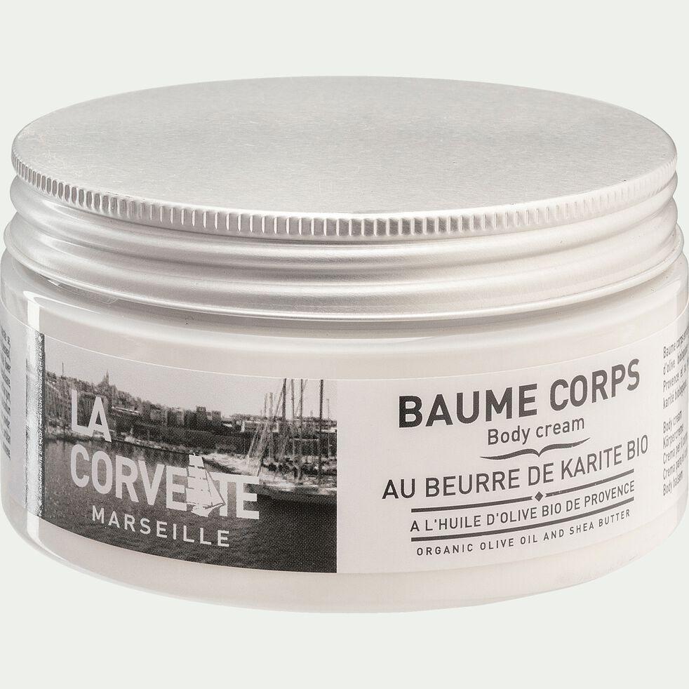 Baume pour le corps bio au beurre de karité et huile d'olive 200ml-ALARI