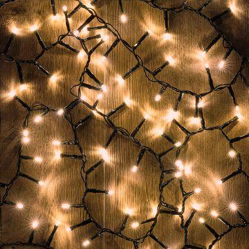 Guirlande électrique - D10x1400cm blanc-ANDRIA