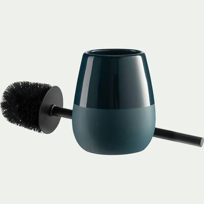 Brosse wc - bleu figuerolles-SPINA