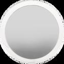 Miroir grossissant 3 ventouses zoom x5-Poutch