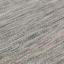 Tapis d'intérieur uni - gris 120x170cm-CAMOMILLE