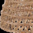 Suspension extérieure en fibre de palmier D40xH40cm-ORIA