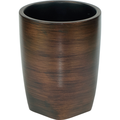 Gobelet marron métallisé-TONKA